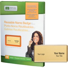 Name Badge Kit