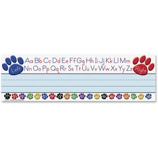 Paw Alphabet Name P