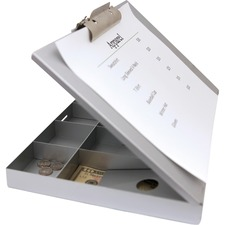 Cash Box Clipboard