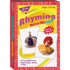 Rhyming Words Match